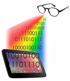 LiFiLooK, des lunettes connectées à la vitesse lumière